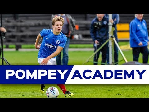 Academy Highlights: Pompey U18s 2-2 Forest Green Rovers U18s