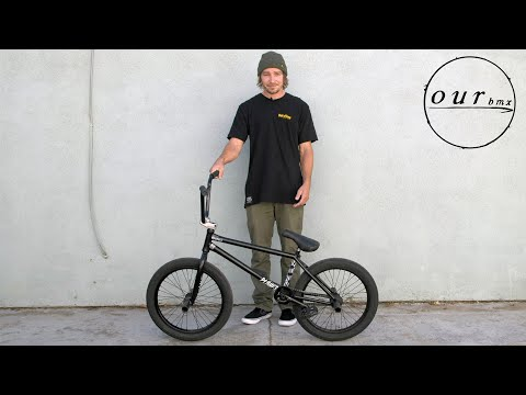 DAN KRUK - WHAT I RIDE - BMX BIKE CHECK