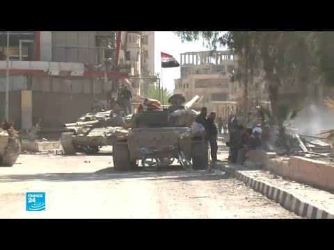 اتفاق لإخراج مسلحي أحرار الشام من حرستا  - نشر قبل 2 ساعة