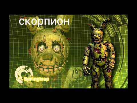 Тест кто ты из фнаф играть на русском - 86