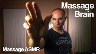 ASMR Binaural Brushing 3.2 - Whispering & Almost Inaudible