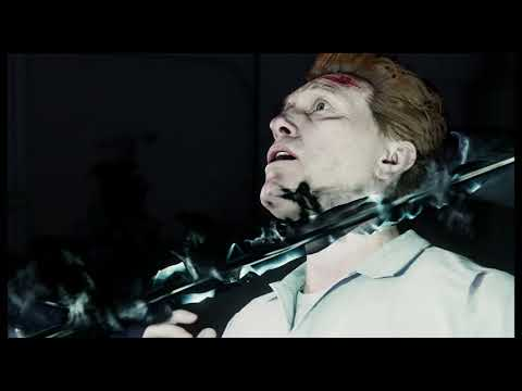 Spider-Man - The Heart of the Matter: Dr Michaels Gives Antiserum To Mister Negative Cutscene (2018)