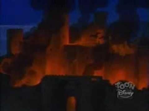 Gargoyles Awakening Part 1