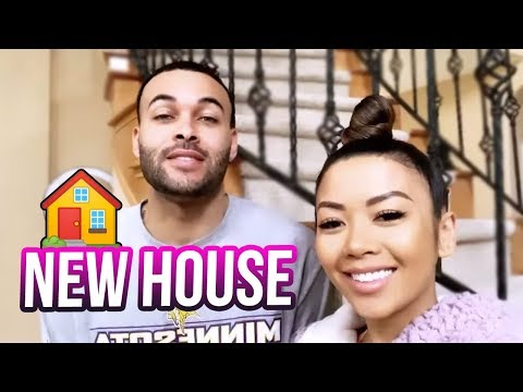 Moving Into Our New Home! | Liane V