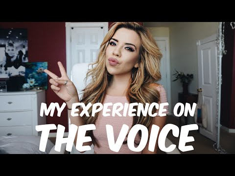 My Experience on The Voice