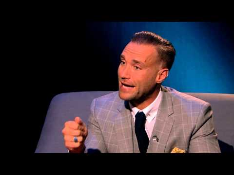 Calum Best on living in his father's shadow