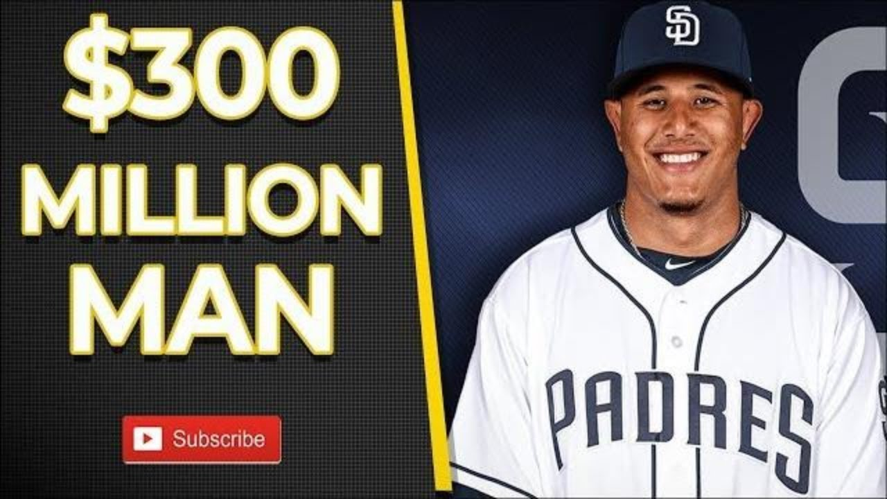 Manny Machado to Padres on record deal $300 Million