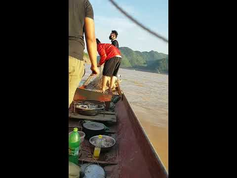 Anh thanh niên xe ôm công nghệ bỏ nghề về đánh cá sông đà và cái kết