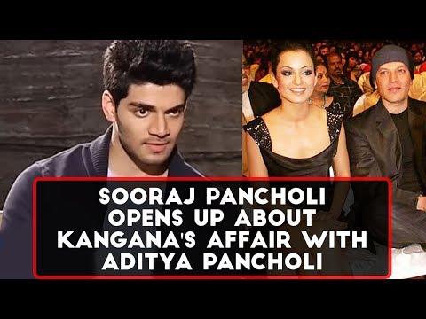 Sooraj Pancholi Opens Up About Kangana's Affair With Dad Aditya Pancholi| SpotboyE