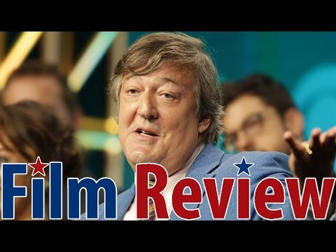 The Great Indoors star Stephen Fry on friend Hugh Laurie, Soundbyte
