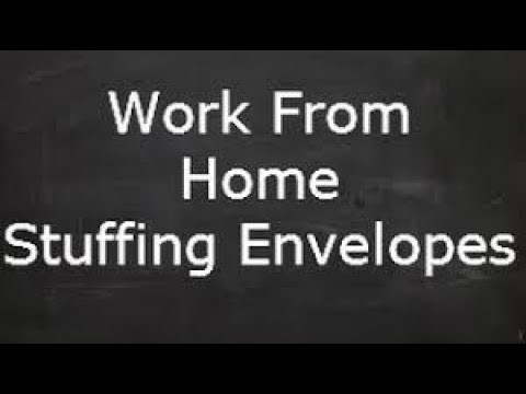 *Work From Home Stuffing Envelopes* *Direct Mail Pro Compensation Plan Reviews* 2019