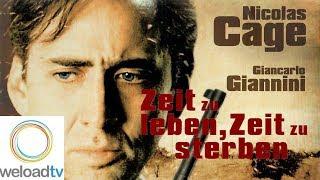 Zeit zu leben, Zeit zu sterben - mit Nicolas Cage [HD] (Drama Filme in voller Länge)