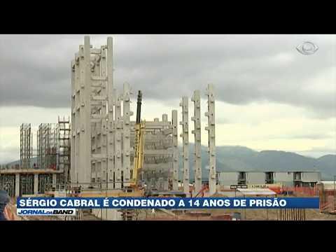 Sérgio Cabral é condenado a 14 anos de prisão