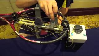 Pro Stringer Portable Electronic Stringing Machine
