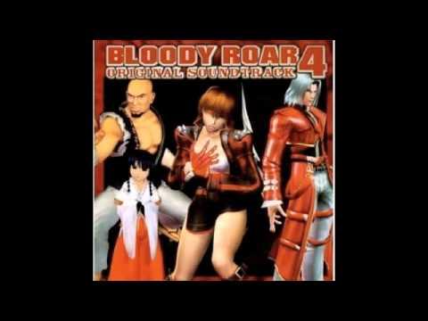 Bloody Roar 4-Mode Menu