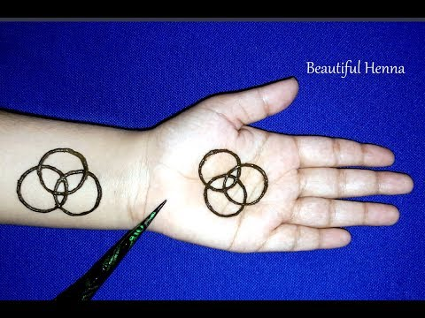 New Easy Full Hand Bottle Cape Mehndi Design Simple Mehndi