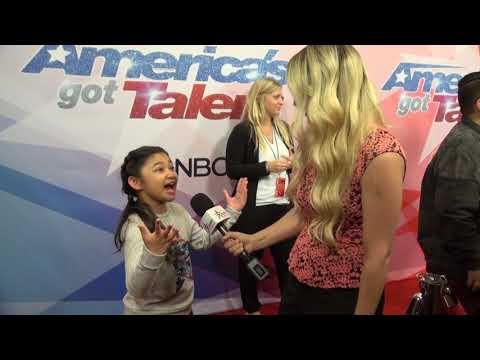 Angelica Hale: What Would I do With a Million Dollars? America's Got Talent 2017