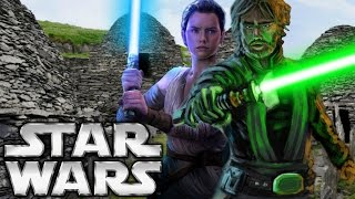 Star Wars Episode 8 PLOT LEAK First Jedi Temple Revealed and More (SPOILERS)(In this video we discuss the new news that Luke Skywalker has indeed been in exile at the first Jedi temple. What does this mean for Star Wars episode 8 and ..., 2016-05-05T14:00:55.000Z)