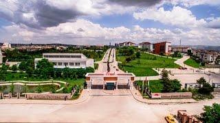 Gambar cover Atılım Üniversitesi Kuş Bakışı Görünüm
