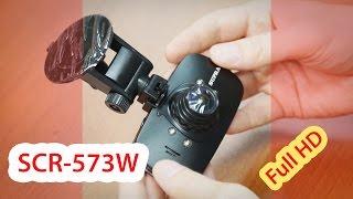 Full HD видеорегистратор SUPRA SCR-573W