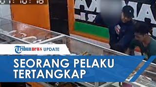 Perampok di Warteg Jakarta Selatan Akhirnya Tertangkap, Pernah Ditangkap dalam Kasus Begal