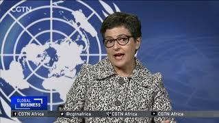 Arancha Gonzalez talks bilateral trade deficit between China and Africa