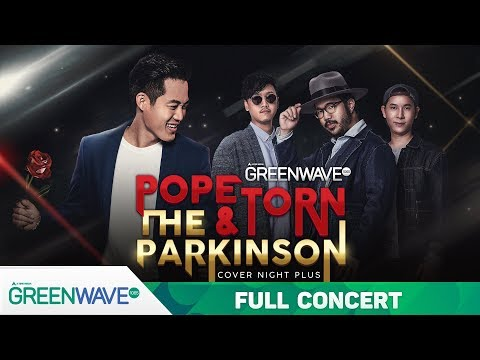 Cover Night Plus : Popetorn & The Parkinson [ FULL ]