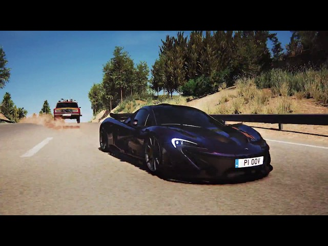 The Grand Tour Game Announce Trailer