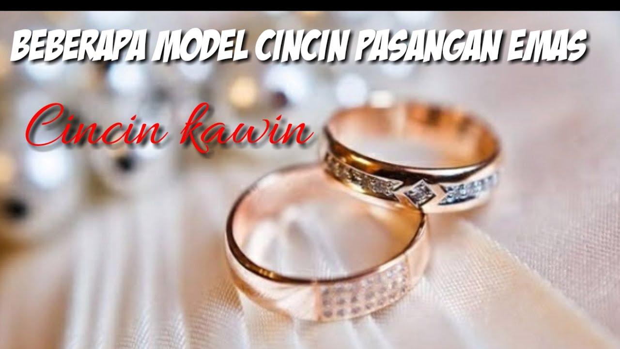 Perhiasan model cincin kawin terbaru 2020, model cincin ...