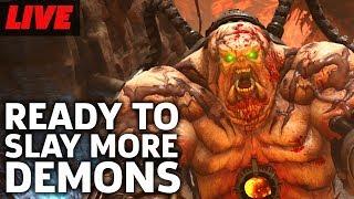 Doom Eternal Has Us Excited | GameSpot Live