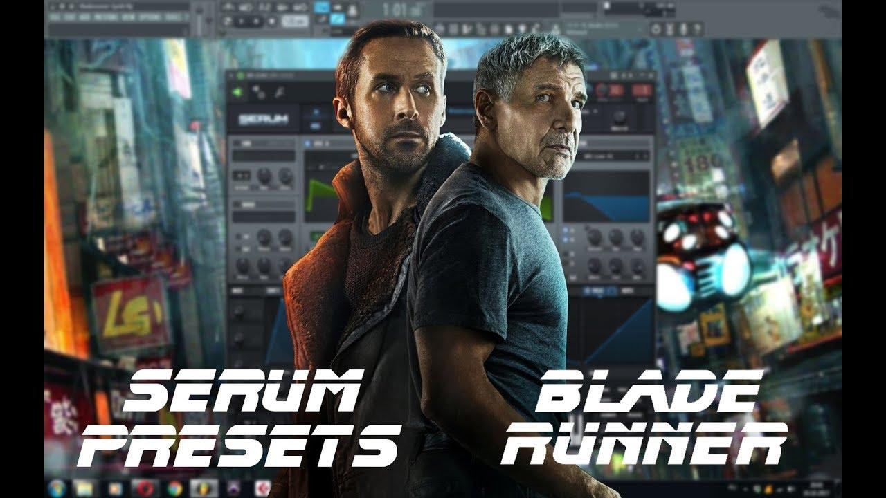 Blade Runner Serum Presets + FLP by Katunchik Sounds