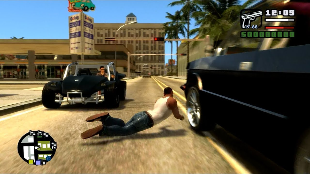 تحميل لعبة gta iv san andreas beta 3