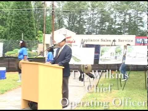 Chamblee Charter High School | Groundbreaking