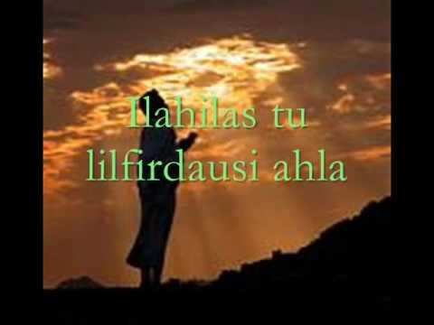 Lirik lagu Doa Taubat (Ilahi Lastu Lil Firdaus)