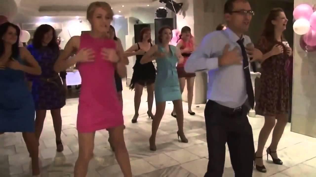 Смешные танцы пьяных