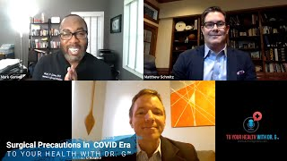 Surgical Precautions in the COVID Era | Episode #90