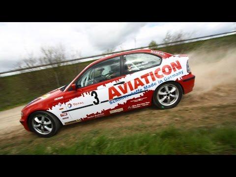 [ONBOARD] Roland Rallye 2017 Nordhausen - Alexander Brase - Sarah Nolte - BMW E46 318ti - G18