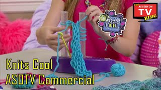 Knit's Cool As Seen On TV Commercial Buy Knit's Cool As Seen On TV Knitting For Beginners Station