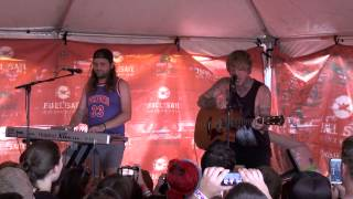 "Craig Owens (Chiodos) - ""Intensity In Ten Cities"" (Live at Warped Tour 7-28-13)"