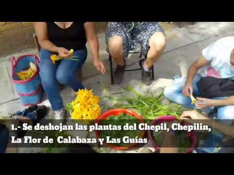 Espeso de Chepil Oaxaca