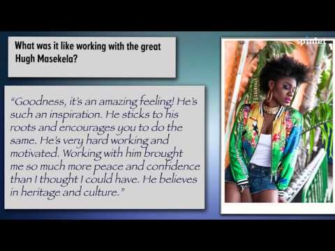 Spinlet Q&A Session With Ghanaian Artist Becca.