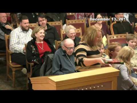 Salt Lake City Council Formal Meeting December 13th 2016