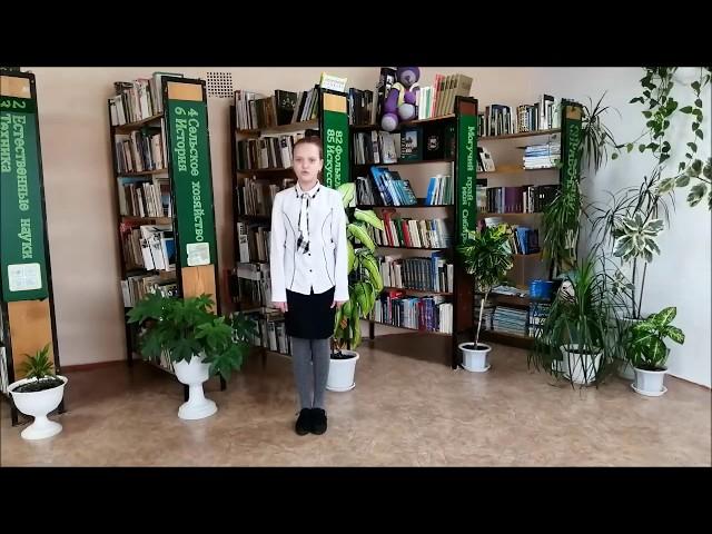Изображение предпросмотра прочтения – АннаШабанова читает произведение «Бабушке» М.И.Цветаевой