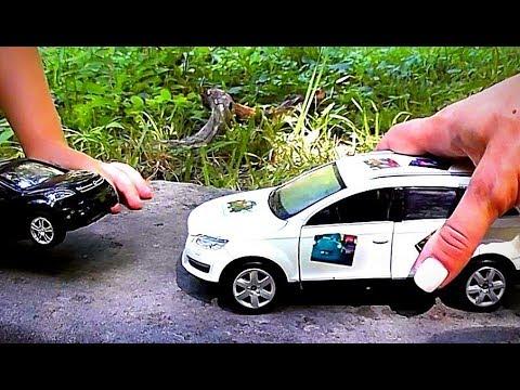 Игрушечные Машинки в Лесу Модели машинок для детей Видео для мальчиков про игрушки и машинки