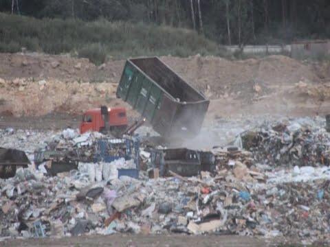 Торбеевский мусорный полигон