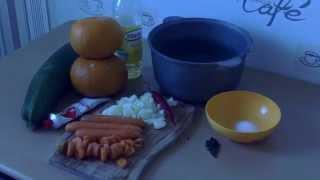 СУПЕР Рецепт кабачковой икры (как магазинная). Домашняя кабачковая икра с морковью и томатной пастой