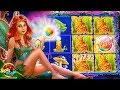 Rainbow ORB BONUS !!! Return to Crystal Forest - 1c WMS Slot in San Manuel Casino