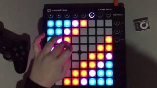 The Chainsmokers - Don't Let Me Down [Launchpad MK2 Cover]