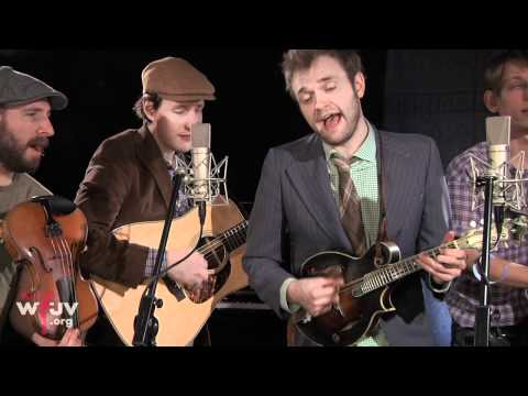 "Punch Brothers - ""New York City"" (Live at WFUV)"
