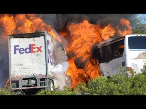 Broken Dreams: Deadly Bus Crash Kills Five Students in California